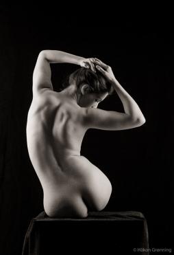 Naiya curved spine - with Naiya