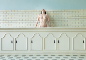 Pantry bench II - with Rebecca Tun