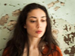 Blured portrait - with Rebecca Tun