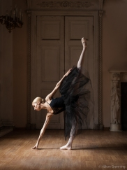 Ballerina floor touch