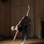 Ballerina floor touch